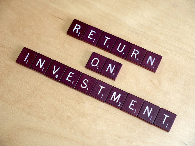 creative, creativity, return on investment