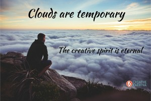 creative, creativity, creative spirit, clouds