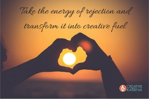 creative, creativity, rejection, self love