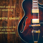 listen to music, creativity, intuition, electric guitar