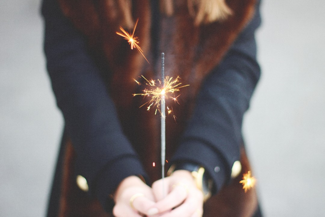 desire, growth, cocreate, creativity, sparkler, spark, fire