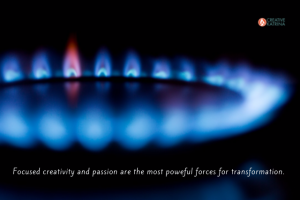 focus, creativity, transformation, gas burner, creative fire, passion