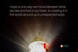 hope, creative, creativity, creative katrina, lamp post, light, give hope a side-kick, trust, faith