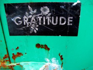 Why Creative Gratitude is Essential for Healing Creative Blocks