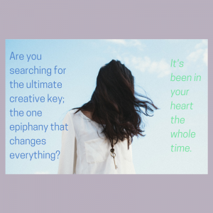 Searching for the Ultimate Creative Key