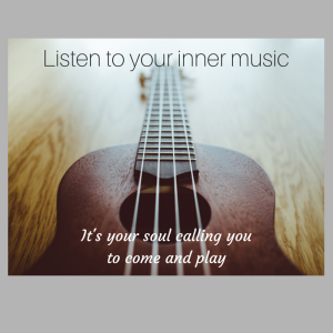 Are you Ignoring the Melody of your Creative Soul?