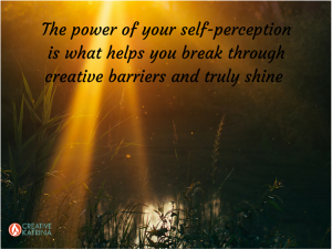 Creative Barriers and Self-Perception