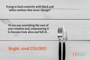 Discovering the Core Needs of Your Creative Soul