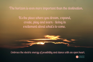 Dancing With the Dynamic of Being Practical and Staying Open-Hearted