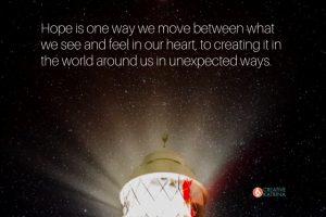 Hope As A Creative Guide