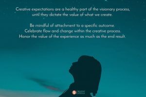 Mindful Ways to Manage Creative Expectations