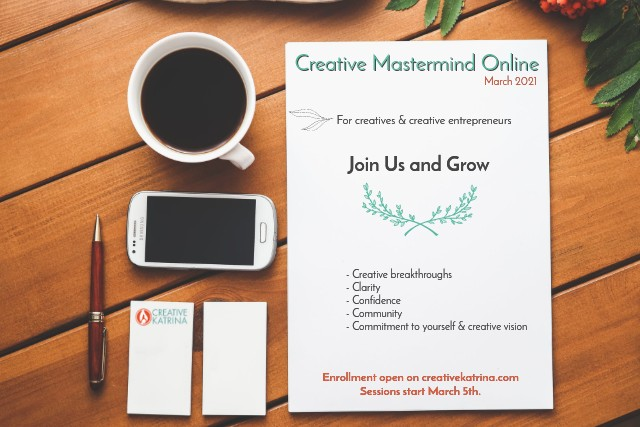 creativemastermind, creativemastermindmarch2021, creativekatrina, creatives, creativeentrepreneurs, accountability, connection, comfidence, community