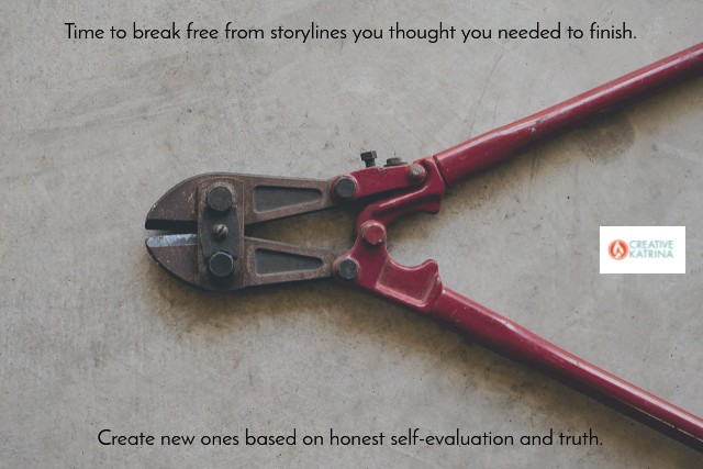 #storylines #creativity #mindset #creativeprocess #clippers #honestselfevaluation #truth #creativekatrina